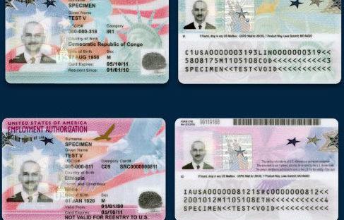 Machine-readable zone/passport (MRZ/MRP) using deep learning